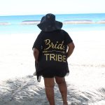 Bride Tribe Poncho Cover Up